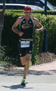 Toby Somerville Triathlon Coach, running